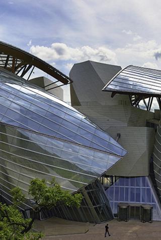 Журнал: музей Louis Vuitton в Париже
