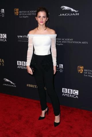Лучшие образы знаменитостей на BAFTA Britannia Awards