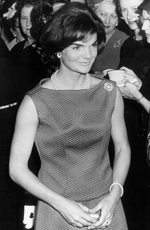 Секреты стиля Жаклин Кеннеди