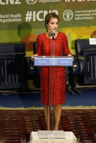Итальянские будни королевы Летиции