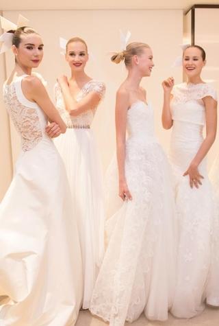 Свадебные платья сезона осень-зима 2015