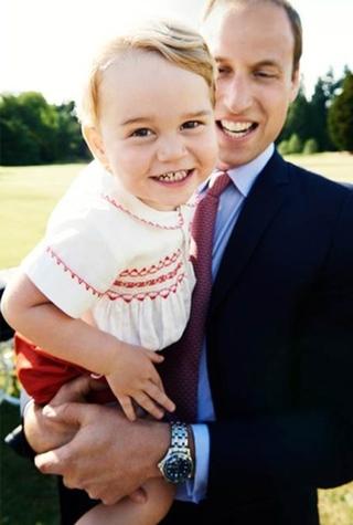 10 забавных фото принца Георга