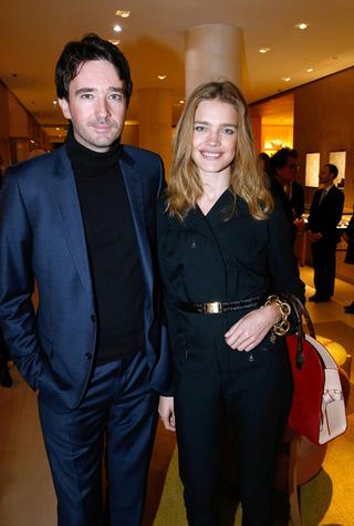 Блог Татьяны Соловей: открытие бутика Louis Vuitton в Париже