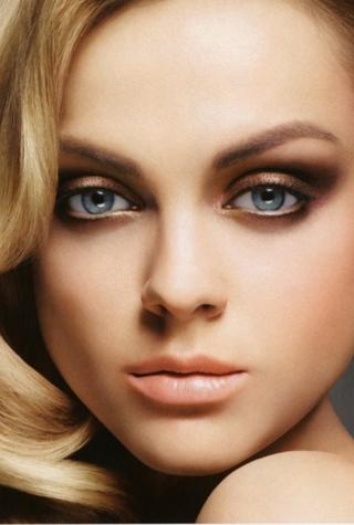 Модель Виктория Сасонкина – новое лицо Ukrainian Fashion Week