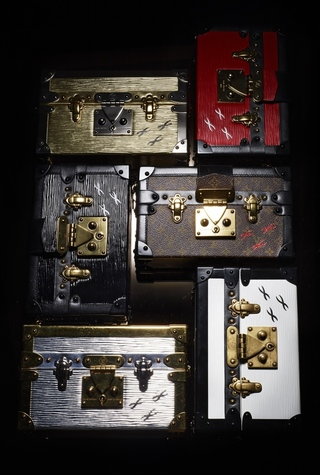 Вещь дня: чемоданчик Petite Malle Louis Vuitton