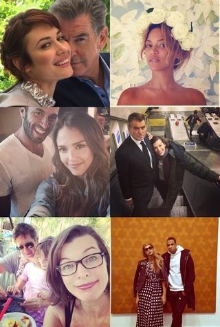 Самые интересные Instagram-аккаунты знаменитостей