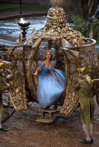 "Видео: Кейт Бланшетт в трейлере сказки ""Золушка"""