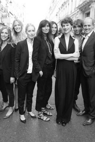 Блог Татьяны Соловей: Fashion's Night Out в Париже