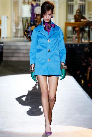 Тренд: мода 60-х