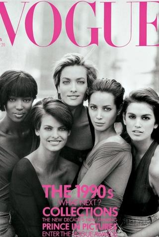 Cнова вместе: супермодели 90-х воссоединились