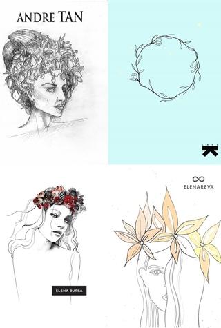 Проект «Заквітчані» в рамках Ukrainian Fashion Week