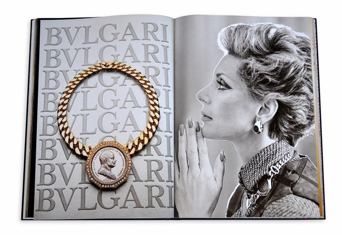альбом Bvlgari Monete Collection
