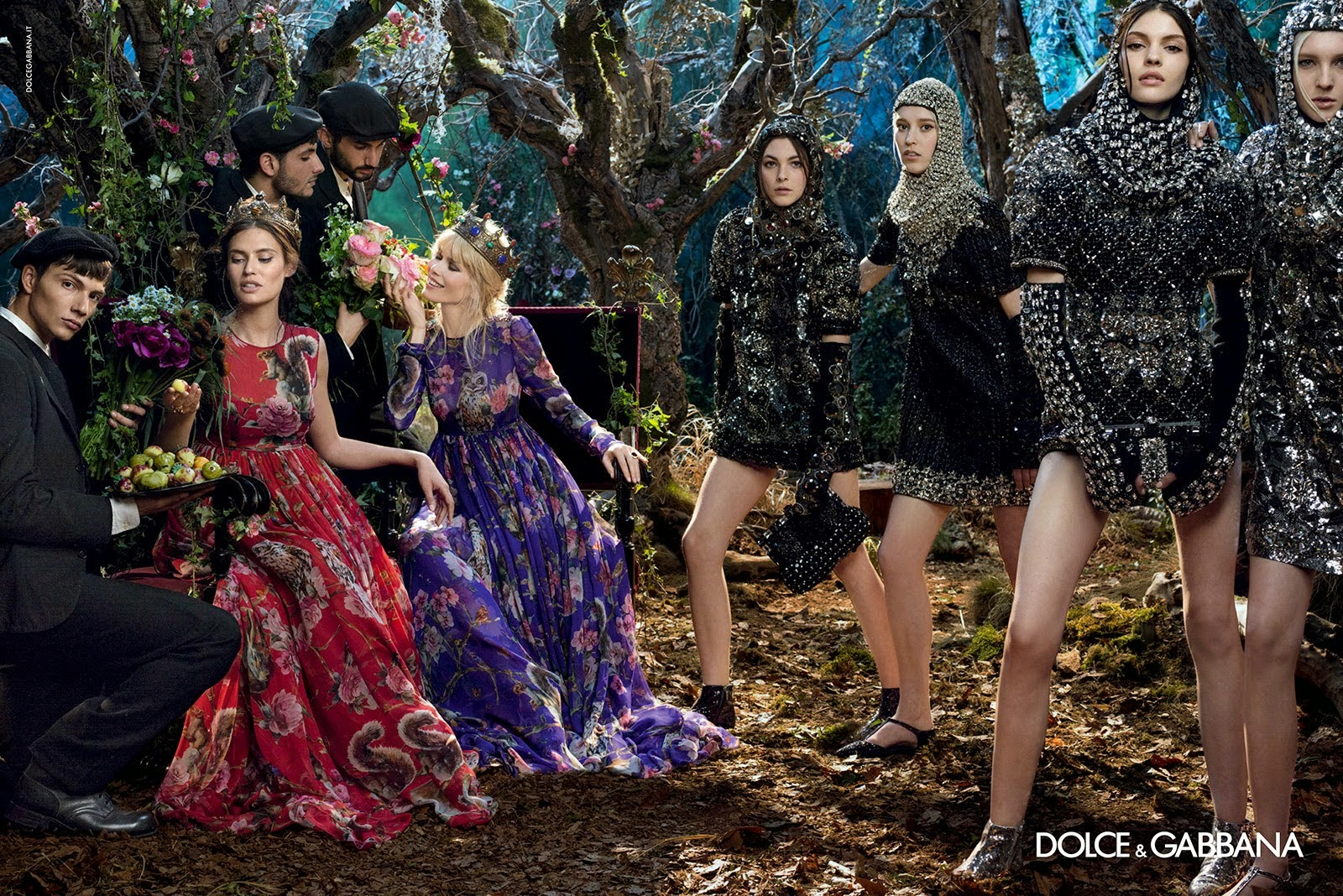 Dolce&Gabbana Fall Winter 2014