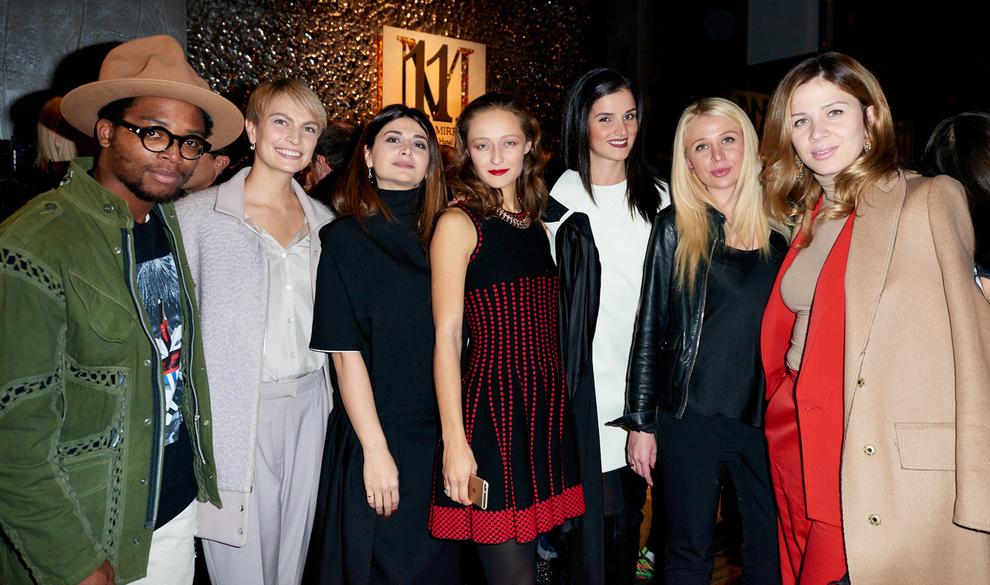 Открытие Mercedes-Benz Fashion Days Kiev