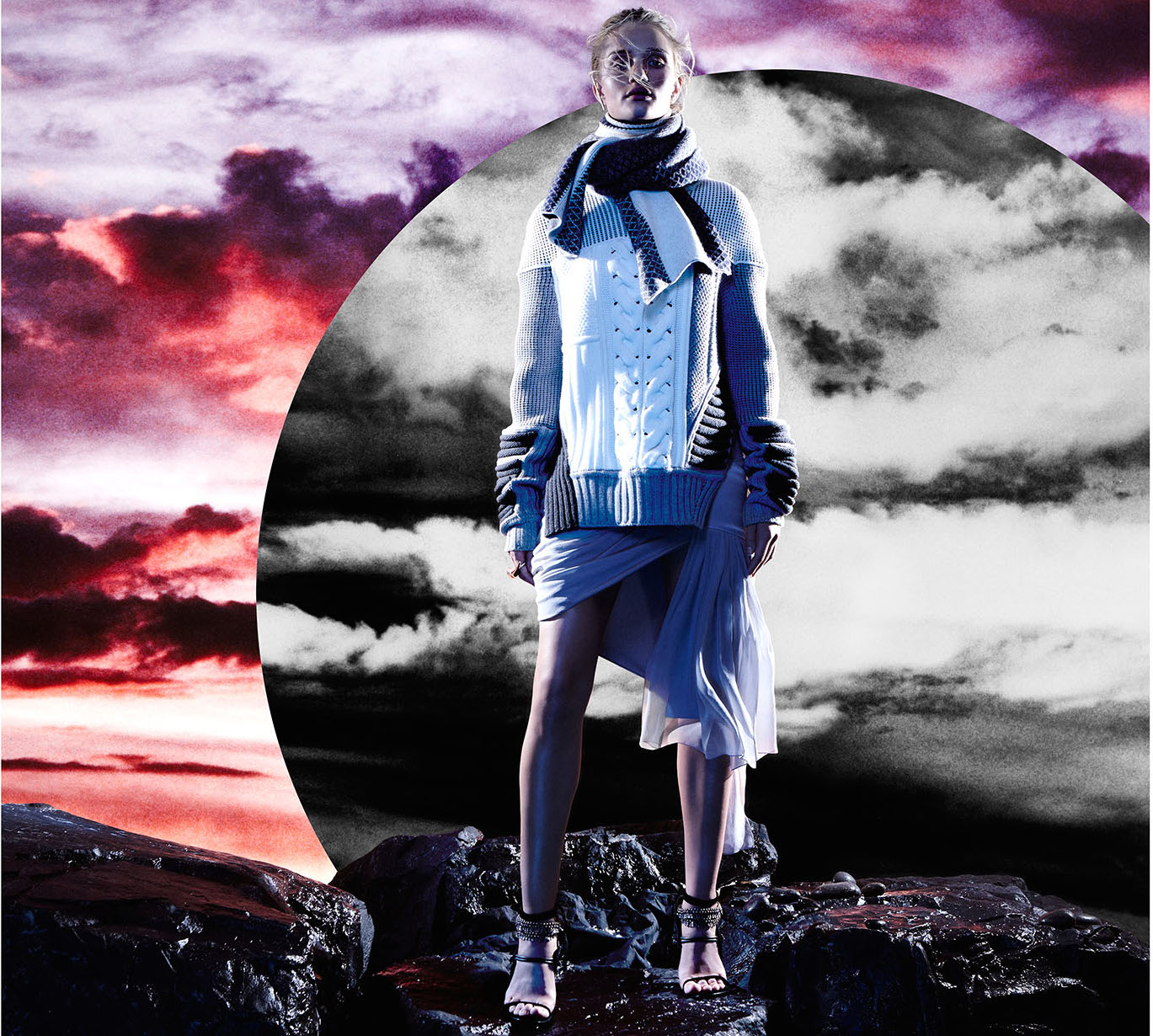 Prabal Gurung advertising campaign