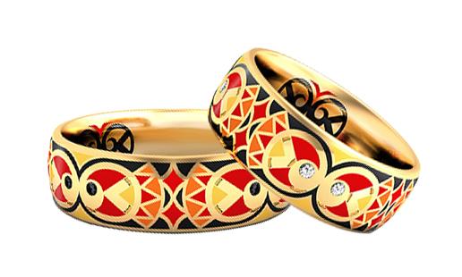 Самые красивые обручальные кольца STDIAMOND   Vogue Ukraine 5cbd69410ef