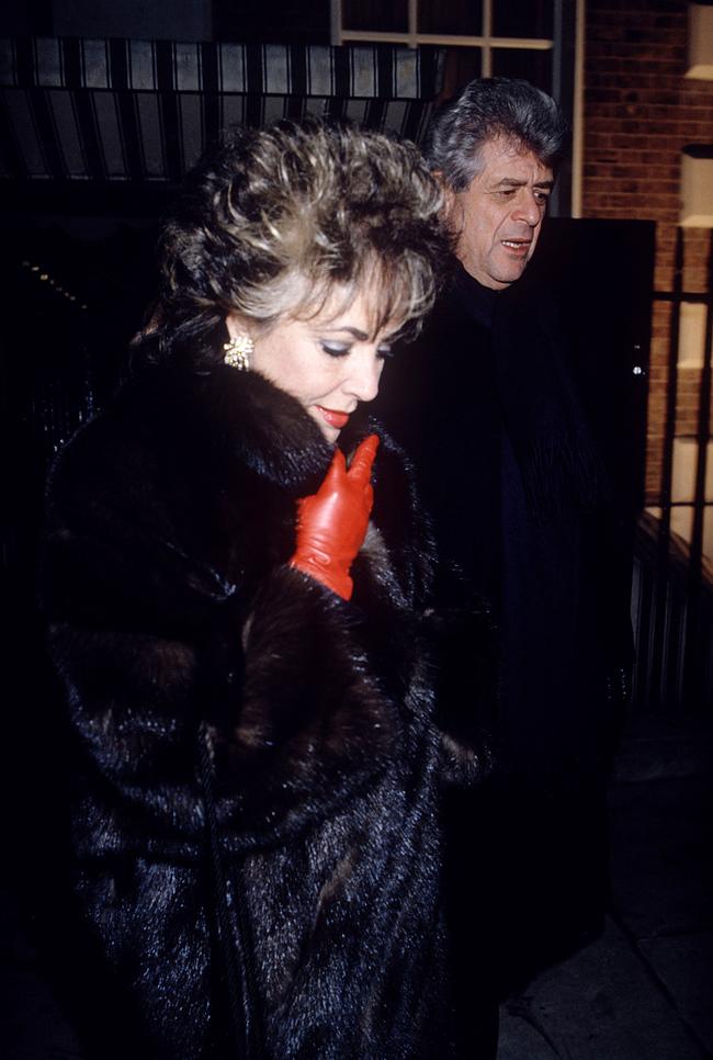 Элизабет Тейлор и Деннис Стейн, Annabel, 1985