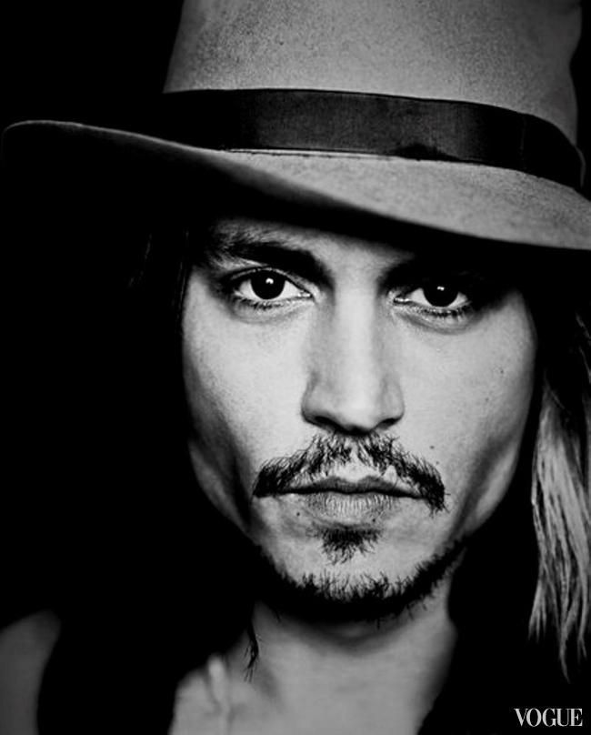Джонни Депп cтанет лицом нового аромата Dior | Vogue Ukraine джонни депп