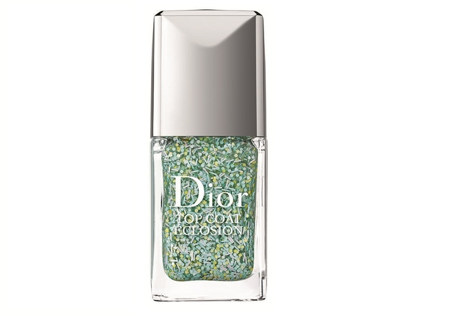 Верхнее покрытие Blossoming Top Coat, № 001, Dior