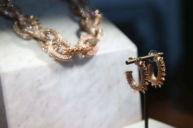 Pieces from the latest Atelier Swarovski range