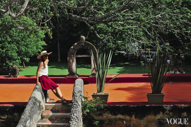 В хорошую погоду асотея, плоская крыша дома, заменяет мексиканцам гостиную