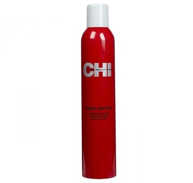Лак для волос двойного действия Chi Infra Texture Dual Action Hair Spray