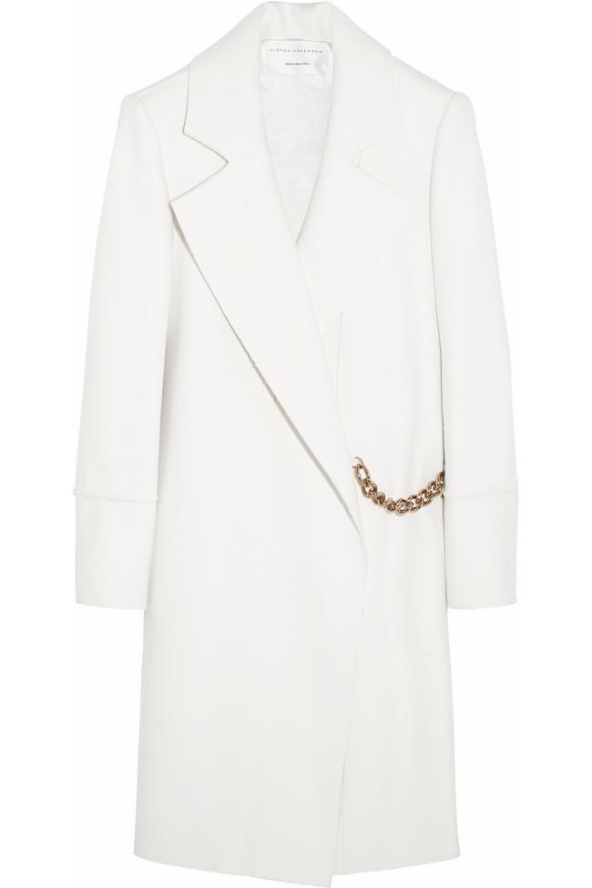 пальто Victoria Beckham