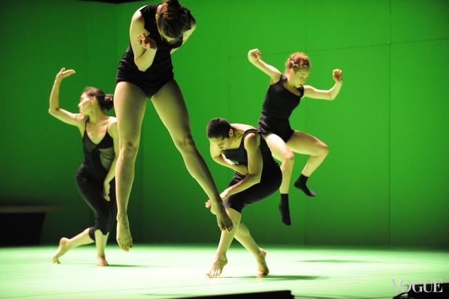 Труппа Batsheva Dance Company