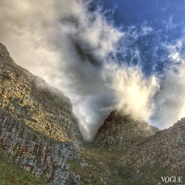 ... и вдохновляющие пейзажи ЮАР