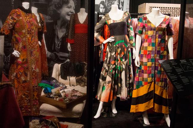 Выставка Thea Porter в лондонском Музее моды и текстиля