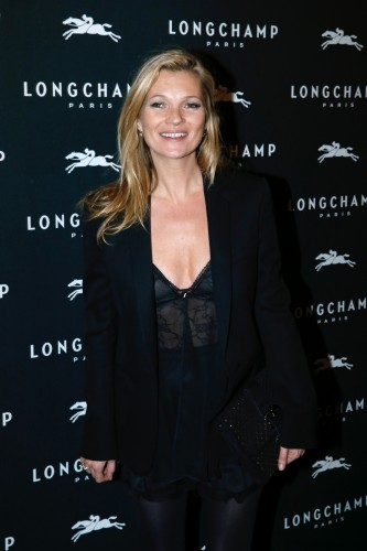 Kate Moss, brand ambassador