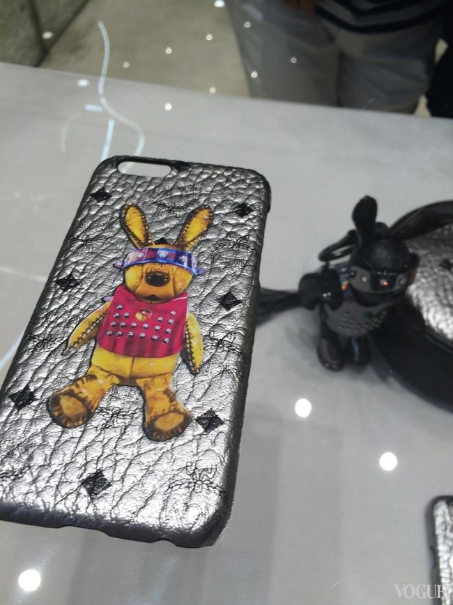 MCM's iPhone case