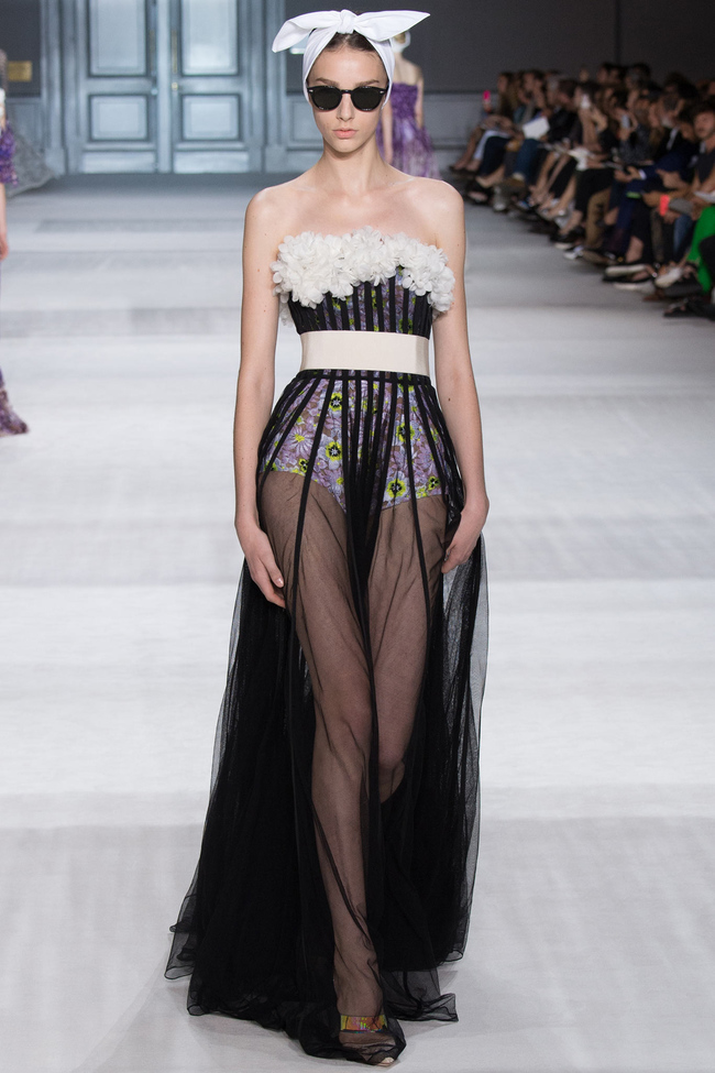 коллекция Giambattista Valli Couture осень-зима 2015/2016
