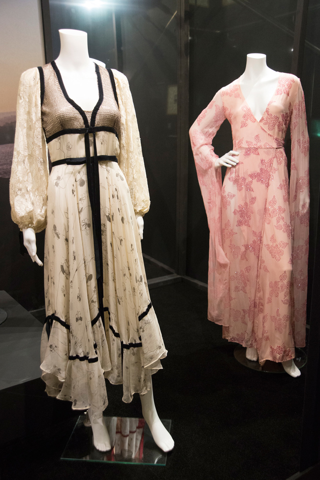 Thea Porter exhibition at London's Fashion and Textile Museum