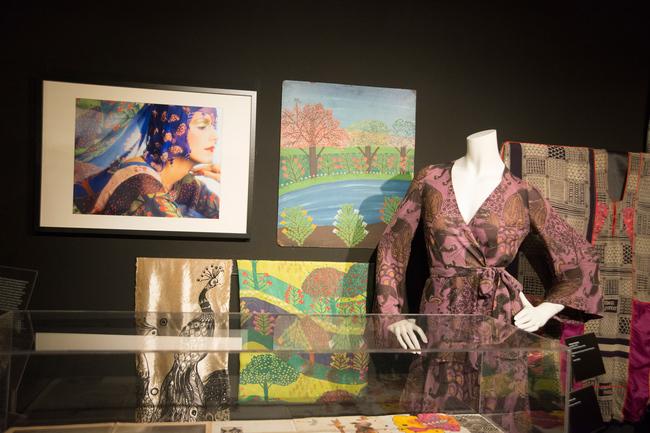 Выставка Thea Porter в лондонском Музее текстиля и моды