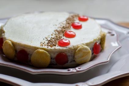 диетическии новогоднии торт рецепт