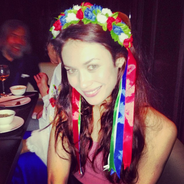 Olga s Official Instagram ( olgakurylenkoofficial