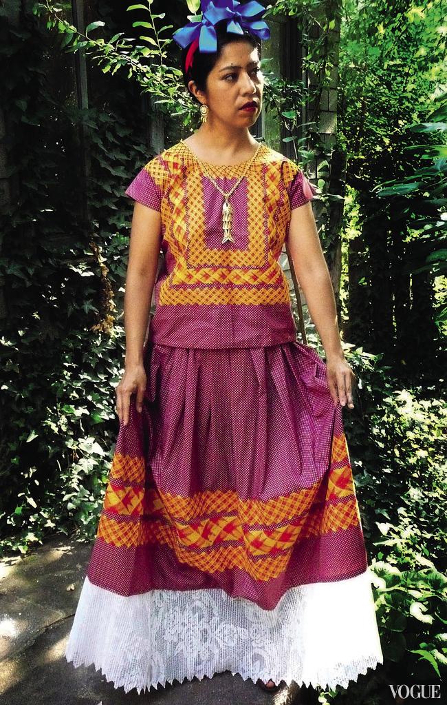 Традиционный мексиканский костюм