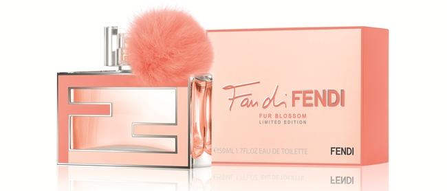 Fan di Fendi Blossom, Fendi, лимитированный выпуск