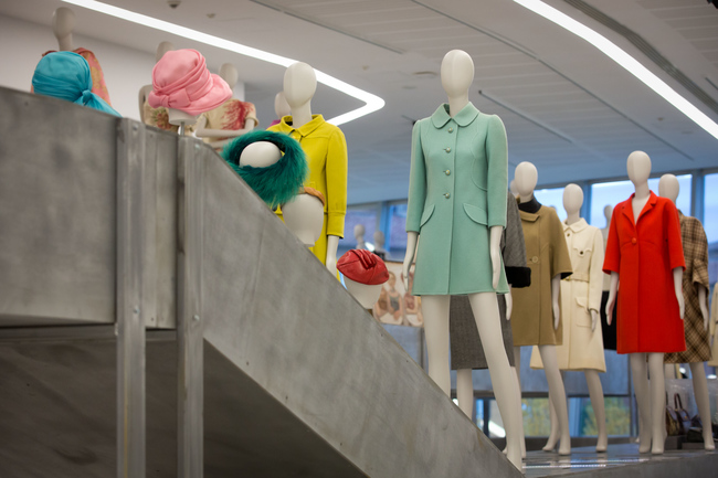Bellissima: Italy and High Fashion exhibition at the Maxxi museum in Rome