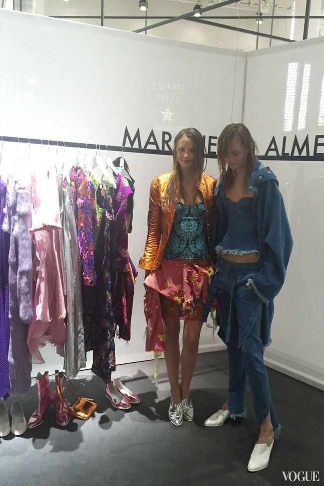Designs by Marques' Almeida
