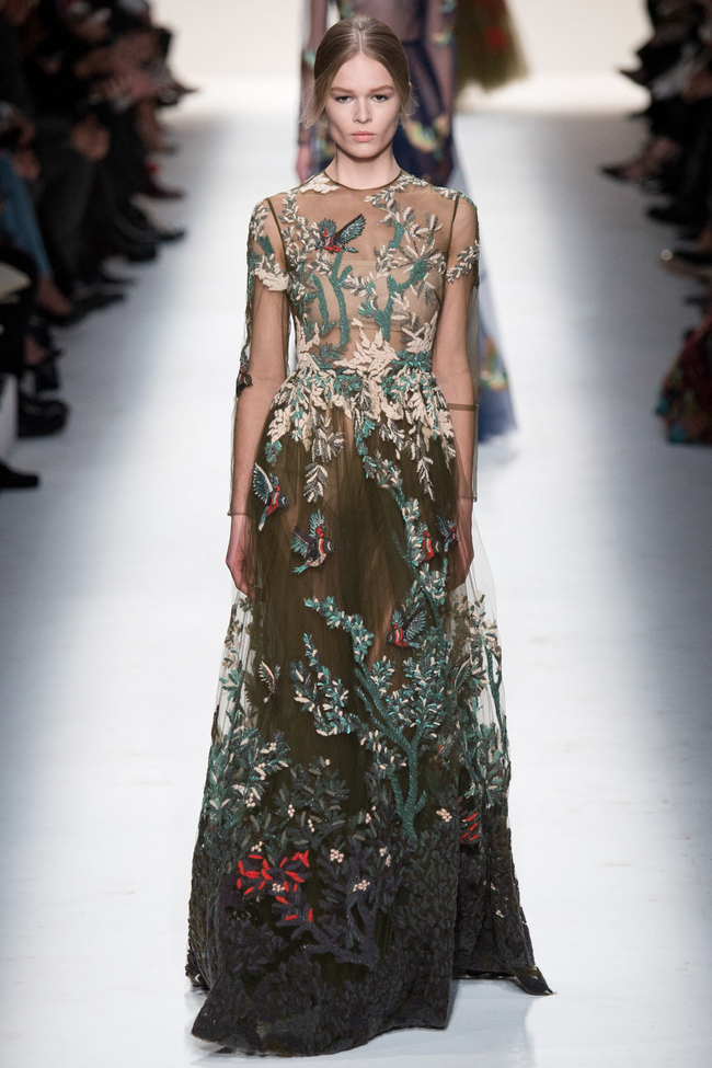 Valentino Fall 2014 - модные сказки