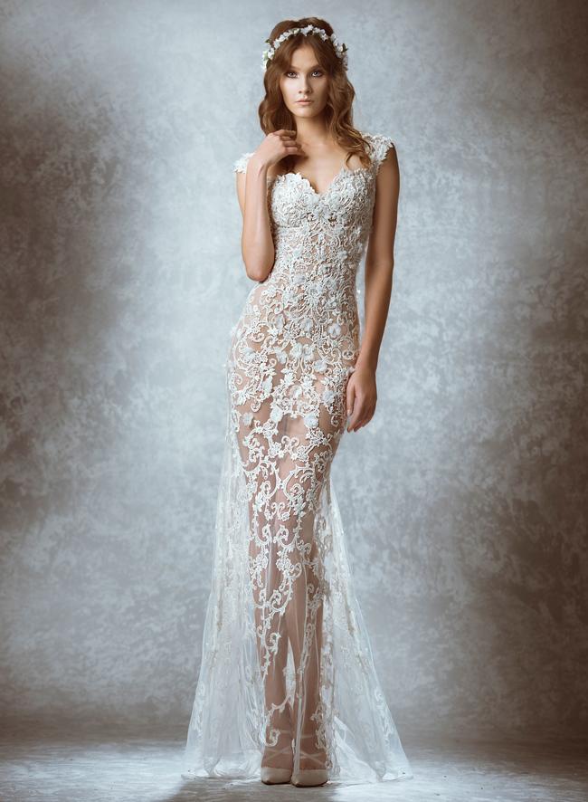 Image result for свадебные платья в пол