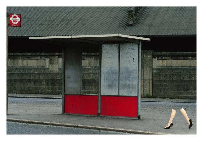 Guy Bourdin for Charles Jourdan, 1979