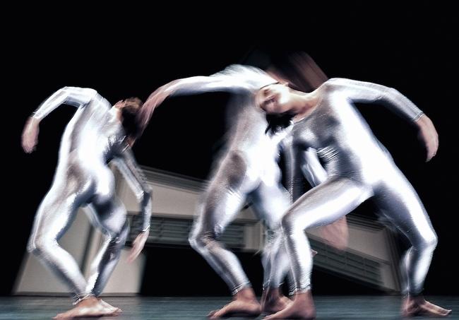 Untitled #20 (2008), by Mikhail Baryshnikov