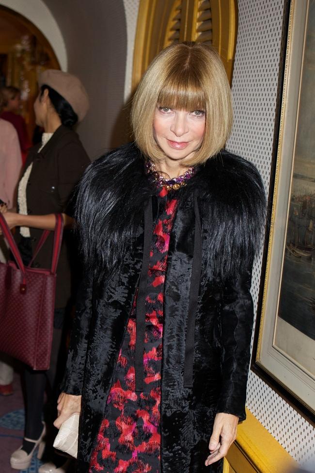 Анна Винтур, Annabel, 2010