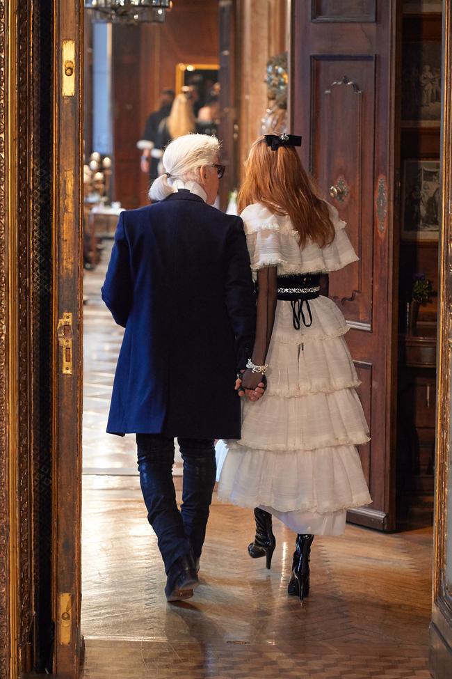 The finale of the Paris-Salzburg collection, 2014/15