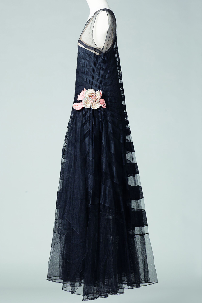 'Marguerite de la nuit', dress, summer 1929