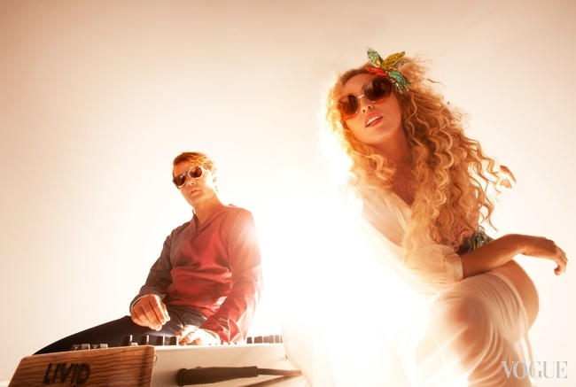 Группа The Ting Tings