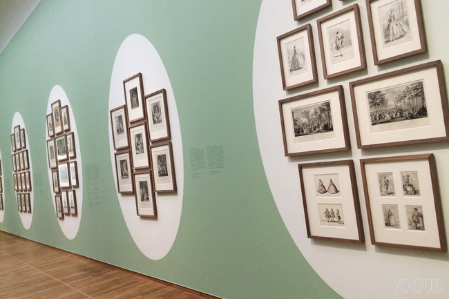 Illustrations on display at The New for Now exhibition